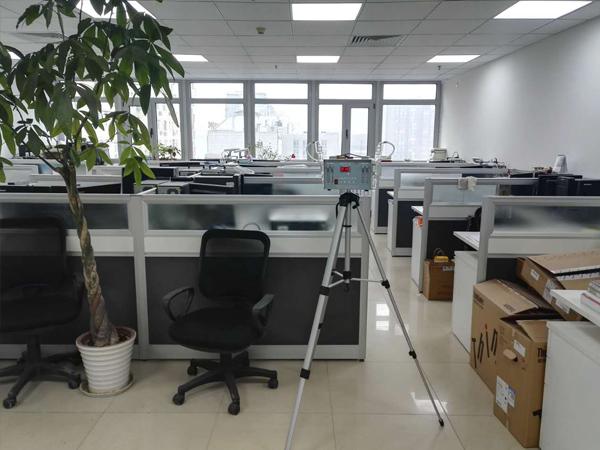 中国文化传媒办公室空气检